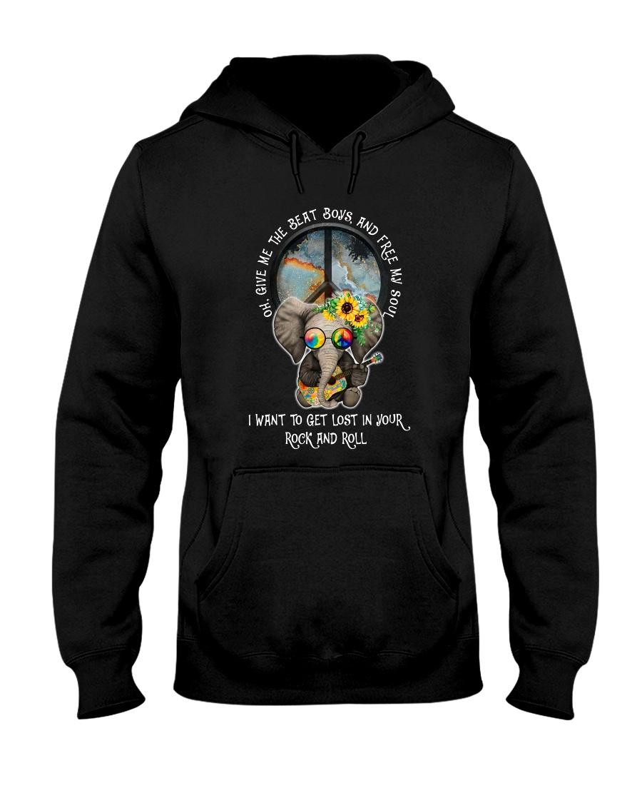 Give Me The Beat Boys Hooded Sweatshirt