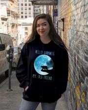 Hello Darkness My Old Friend Hooded Sweatshirt lifestyle-unisex-hoodie-front-1