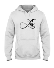 Whisper Words Of Wisdom Let It Be Hooded Sweatshirt thumbnail