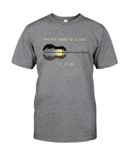 Whisper Words Of Wisdom 1 Classic T-Shirt front