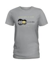 Whisper Words Of Wisdom 1 Ladies T-Shirt thumbnail