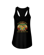 On A Dark Desert Highway 2 Ladies Flowy Tank thumbnail
