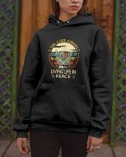 Living Life In Peace Hooded Sweatshirt apparel-hooded-sweatshirt-lifestyle-front-03