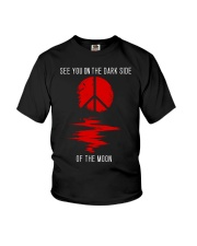 See You On The Dark Size Of Youth T-Shirt front