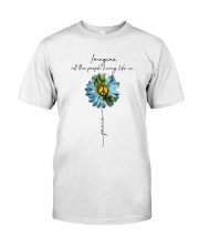 Imagine People Living Life In Peace Classic T-Shirt thumbnail