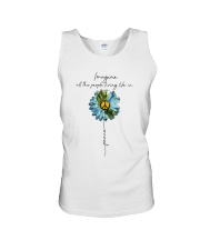 Imagine People Living Life In Peace Unisex Tank thumbnail