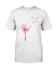 Hippie Flowers Classic T-Shirt tile
