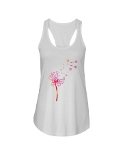 Hippie Flowers Ladies Flowy Tank thumbnail