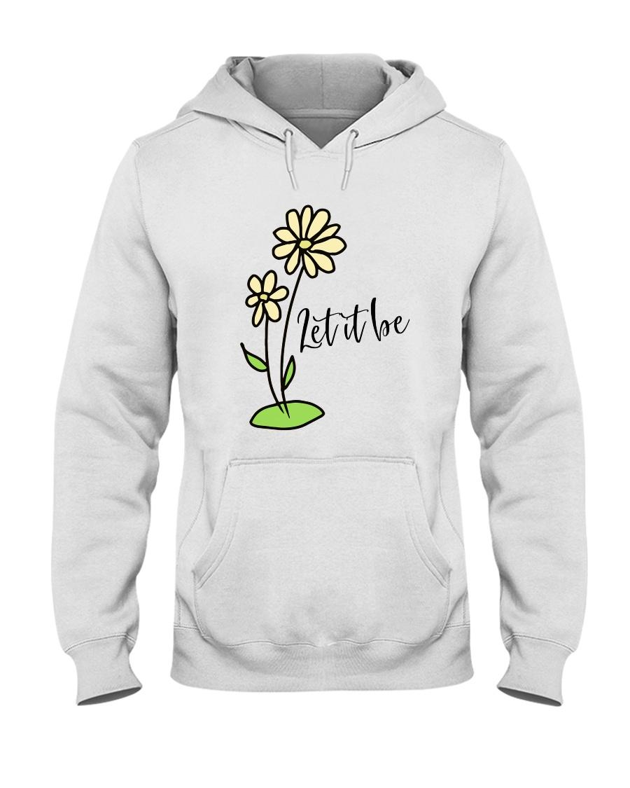 Let It Be Hooded Sweatshirt