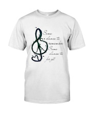 Some Dance To Remember - Some Dance To Forget Classic T-Shirt front