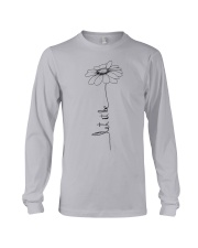 Let It Be Flower Hippie Music  Long Sleeve Tee tile