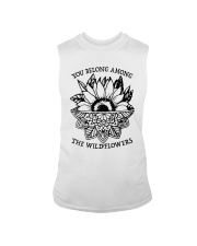 You Belong Among The Wildflowers Sleeveless Tee thumbnail