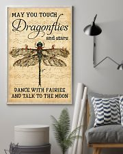 May You Touch Dragonflies 11x17 Poster lifestyle-poster-1