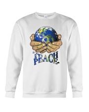 Teace Peace Crewneck Sweatshirt thumbnail