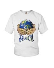 Teace Peace Youth T-Shirt thumbnail