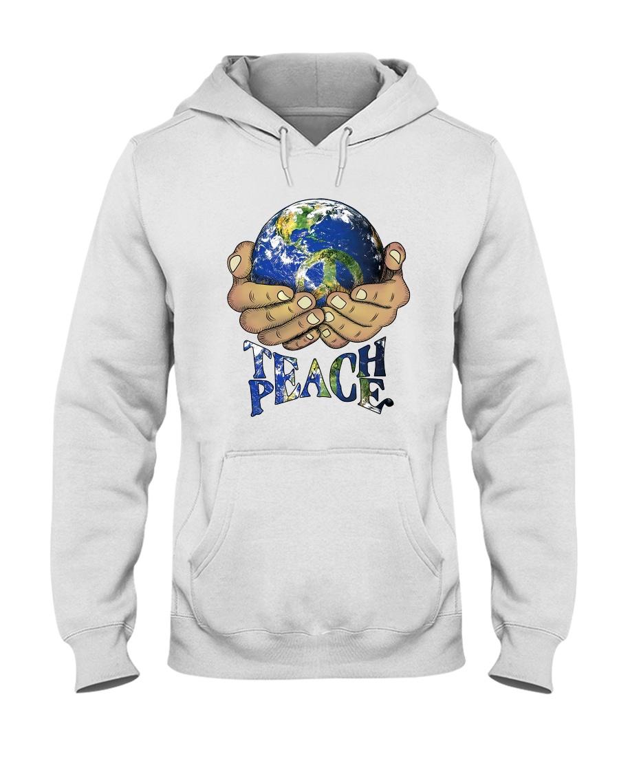 Teace Peace Hooded Sweatshirt