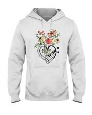 You Belong Among The Wildflowers Hooded Sweatshirt tile