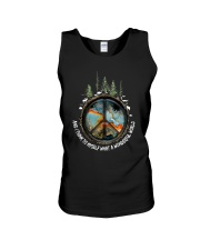Myself What A Wonderful World 1 Unisex Tank thumbnail
