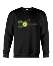 Peace Hope Love Crewneck Sweatshirt thumbnail