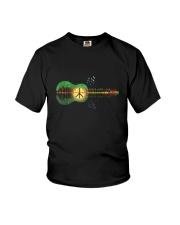 Peace Hope Love Youth T-Shirt thumbnail