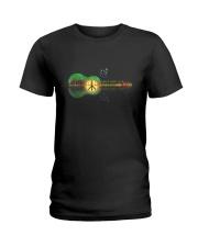 Peace Hope Love Ladies T-Shirt thumbnail
