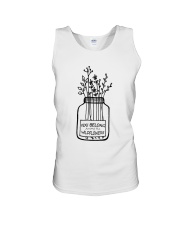 You Belong Among The Wildflowers Unisex Tank tile