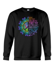 What Your Love Felt Like Crewneck Sweatshirt thumbnail