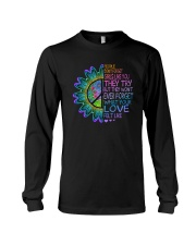 What Your Love Felt Like Long Sleeve Tee thumbnail