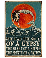 She Had The Soul Of A Gypsy 11x17 Poster front