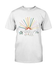 You Are Beautiful Classic T-Shirt front