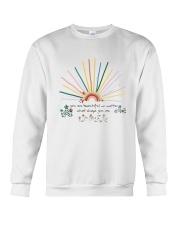 You Are Beautiful Crewneck Sweatshirt thumbnail