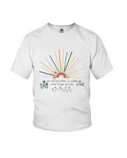 You Are Beautiful Youth T-Shirt thumbnail