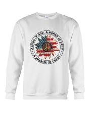 A Child Of God Crewneck Sweatshirt thumbnail