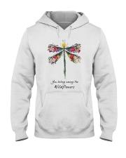 You Belong Among The Wildflowers Hooded Sweatshirt thumbnail
