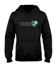 Love The Live Hooded Sweatshirt thumbnail