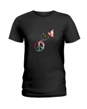 Peace Befree Ladies T-Shirt thumbnail