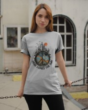 Here Comes The Sun Classic T-Shirt apparel-classic-tshirt-lifestyle-19