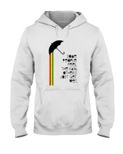 Some People Feel The Rain Hooded Sweatshirt thumbnail