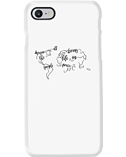 All The People Living In Peace Phone Case thumbnail