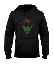 Listen To The River Sing 1 Hooded Sweatshirt front
