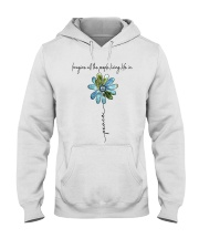 People Living Life In Peace Hooded Sweatshirt tile