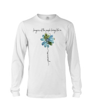 People Living Life In Peace Long Sleeve Tee tile