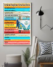 Think Hippie Thoughts 11x17 Poster lifestyle-poster-1