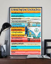 Think Hippie Thoughts 11x17 Poster lifestyle-poster-2