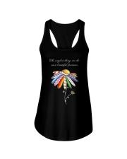 Hippie Beauty Freasures Ladies Flowy Tank thumbnail