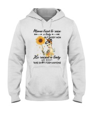 Mama Tried To Raise Hooded Sweatshirt front