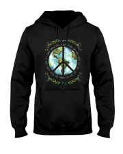 Get Real Weird With Earth Hooded Sweatshirt thumbnail