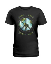 Get Real Weird With Earth Ladies T-Shirt thumbnail