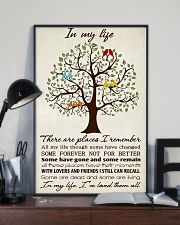 There Are Places I Remember 11x17 Poster lifestyle-poster-2