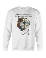 Time May Change Me Crewneck Sweatshirt thumbnail